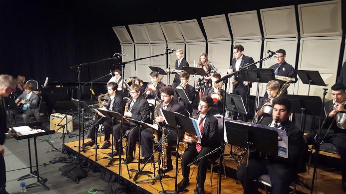 Jazz Ensemble – Association of Texas Small School Bands